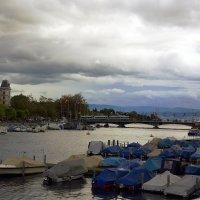 Осень в Цюрихе :: mikhail