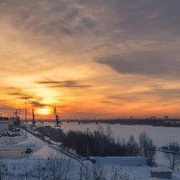 Утром в Новосибирске :: cfysx