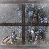 Рождественские окна :: Ирина Приходько