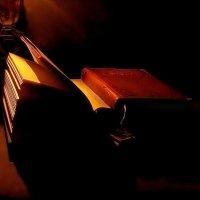 Ночные чтения. :: Валерия  Полещикова
