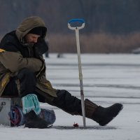 Рыбак :: Artem Zelenyuk