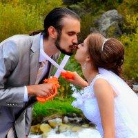 И я тебя тоже люблю! :: santamoroz