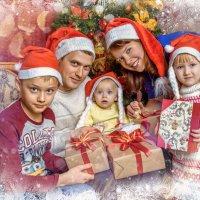 Семья :: Андрей Володин