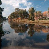 Река Яркон - 2, Израиль. :: Lmark