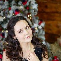 С Наступающим Новым годом! Пусть все самые заветные мечты сбудутся! :: Юлия