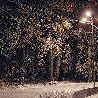 Night :: Сергей Тарабара