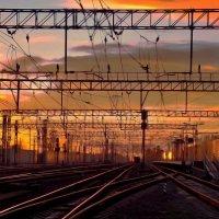 Красивая железная дорога :: Фотогруппа Весна.