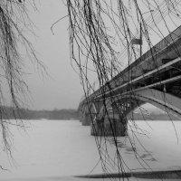 мост через Оку :: Наталья Сазонова