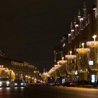 Вечерние прогулки по городу :: Оксана Пучкова