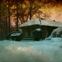 Вечер в деревне. :: Валерий Молоток