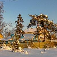 Зимний вечер 3 :: Виталий