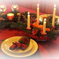 Рождественский сочельник :: Swetlana V