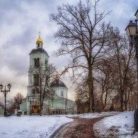 Храм иконы Божией Матери «Живоносный Источник» :: Марина Назарова