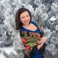 Красивая зима! :: Райская птица Бородина