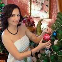 Новогоднее настроение... ) :: Райская птица Бородина