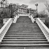 Из серии одесские лестницы. :: Елена Данько