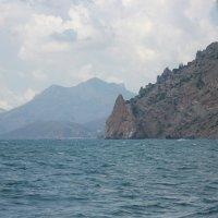 Отдых на море, Крым. Морская прогулка на Карадаг-12. :: Руслан Грицунь
