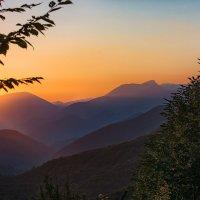 Вечер в горах :: Александр Криулин