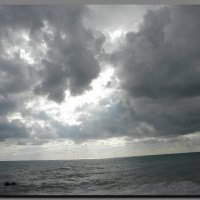 Чёрное  море.  Шторм.  Гроза. :: Ivana