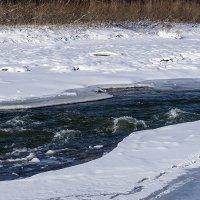 Река Уруп в декабре :: Игорь Сикорский