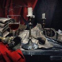 Натюрморт со свечами :: Владимир Голиков