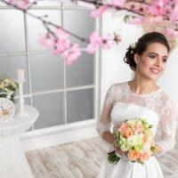 утро невесты :: Анастасия Шевелева