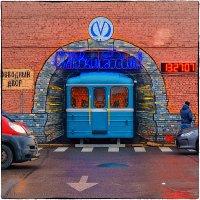 My magic Petersburg_02319 :: Станислав Лебединский