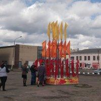 В День Победы :: Svetlana Lyaxovich