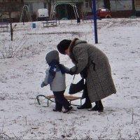 Отряхнёмся и дальше пойдём! :: Нина Корешкова