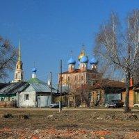 Рязань.Кремль.Современный вид. :: Лесо-Вед (Баранов)