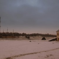 Фрегат Флагман и мост :: Татьяна
