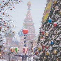 Новогодняя столица :: Александр Колесников