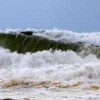 зимний шторм на Средиземном море :: vasya-starik Старик