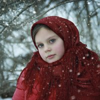 Морозко :: Ирина Крамаренко