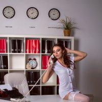 Съемка для магазина нижнего белья Just my secret :: Yuliya Proskuryakova