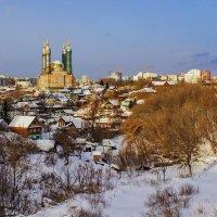 Старая часть города :: Альмира Юсупова