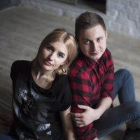 Инга и Миша :: Василиса Ефимченко
