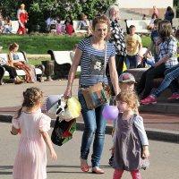мама и детки :: Олег Лукьянов