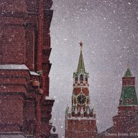 Кремль :: Анна Браун