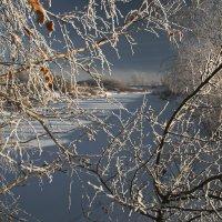 На замёрзшем озере... :: Александр Попов