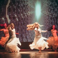 Восточные танцы :: Ната Анохина