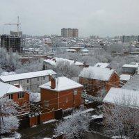 Зимний пейзаж :: татьяна