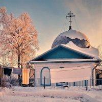 Церковь в Молочном :: Валерий Талашов