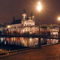 ранняя зимняя ночь :: Elena Wymann