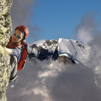 В горах 34 :: Nikolai Savin