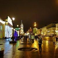 У Большого Гостинного Двора... :: Sergey Gordoff