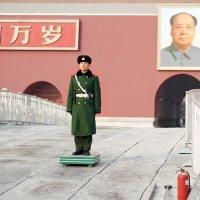 Вход в запретный город в Пекине :: staffin _