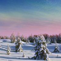 зима :: Ирина Смирнова