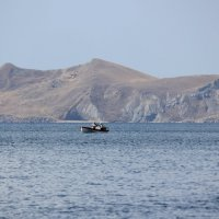 Отдых на море, Крым. Морская прогулка-30. :: Руслан Грицунь