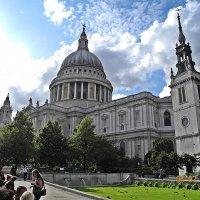 Кафедральный собор Лондона. :: Виталий Селиванов